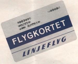 Flygkortet
