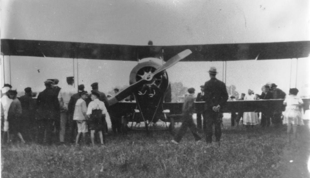 Flyg 1920
